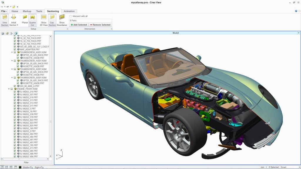 Creo CAD Software